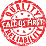 Call us FIRST!