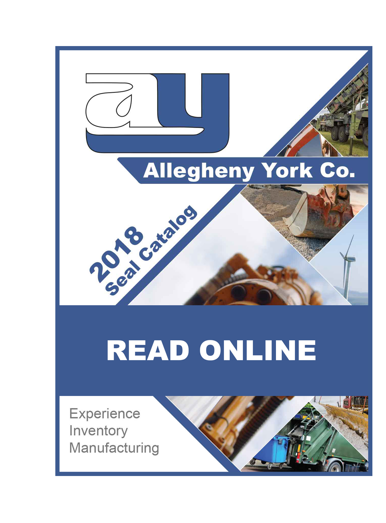 Allegheny York 2018 Catalog Read Online