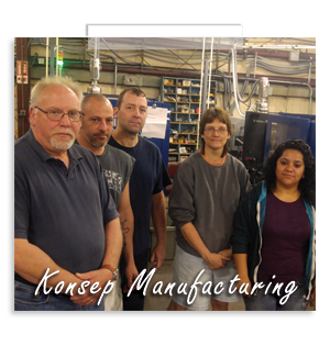 Konsep Hydraulic & Pneumatic OEM Replacement Seal Manufacturing