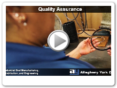Allegheny York Quality Assurance