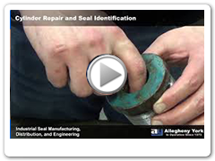 Hydraulic Seal Identification and Repair