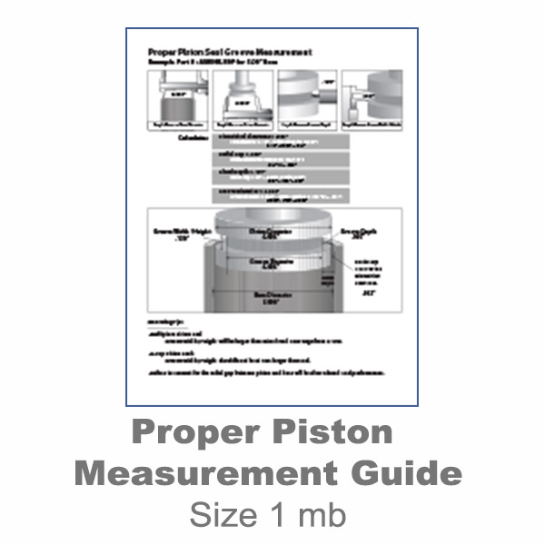 Proper Piston Measurement Guide