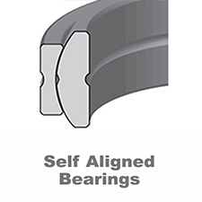 Self Aligned Bearings
